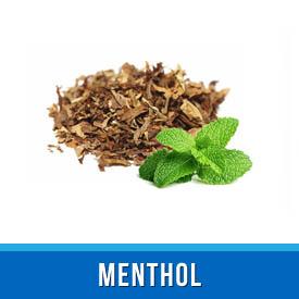 menthole-liquid flavours