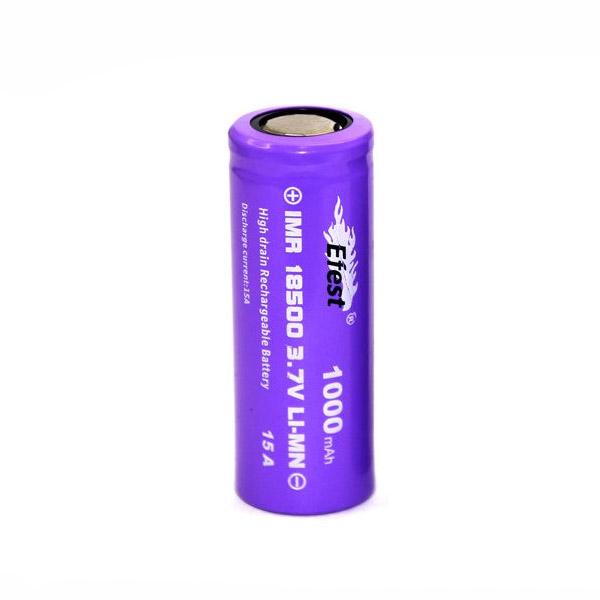 EFEST 18500 Battery (1000 Mah)