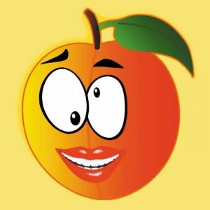 Peaches-Custard