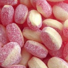 Rhubarb-Custard