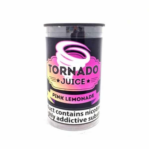 Pink Lemonade E-Liquid By Tornado Juice