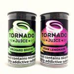 2 x Tornado Cloud E Liquid Juice Offer