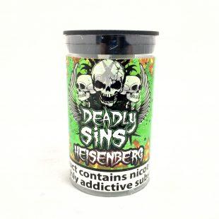 Heisenberg E-Liquid By Deadly Sins