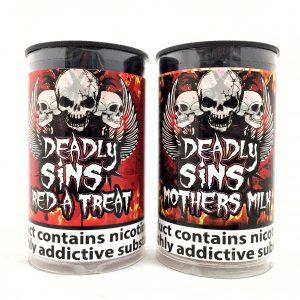 Deadly sins 2 pots