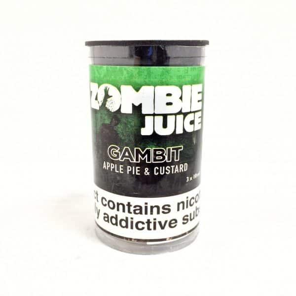 Gambit E-Liquid By Zombie Juice