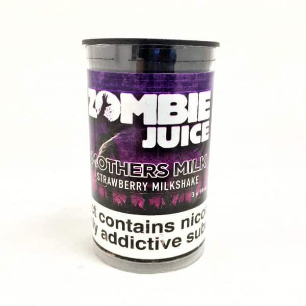 Mothers Milk E-Liquid By Zombie Juice