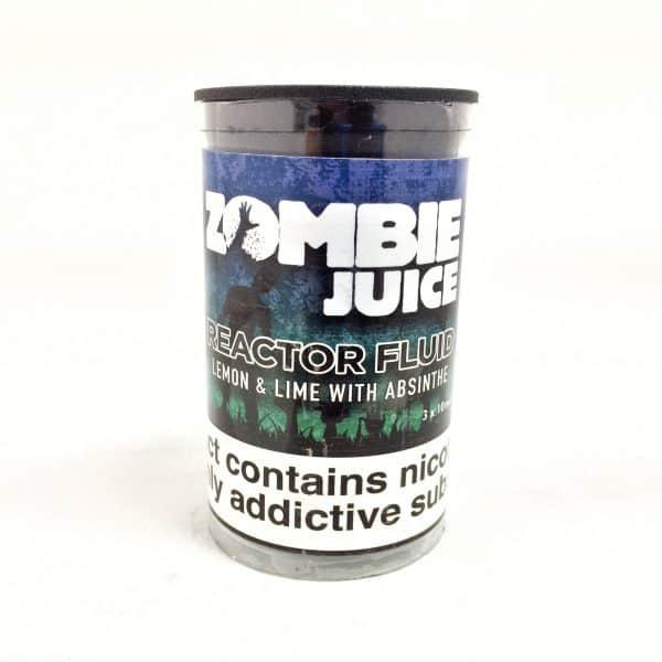 Reactor Fluid – Zombie