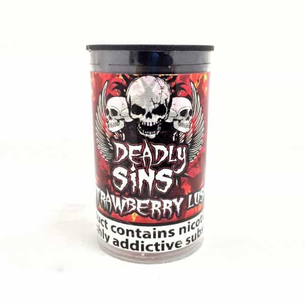 Strawberry Lush – Deadly Sins