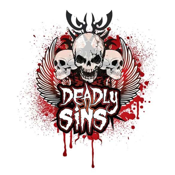 6 x Deadly Sins Lucky Dip