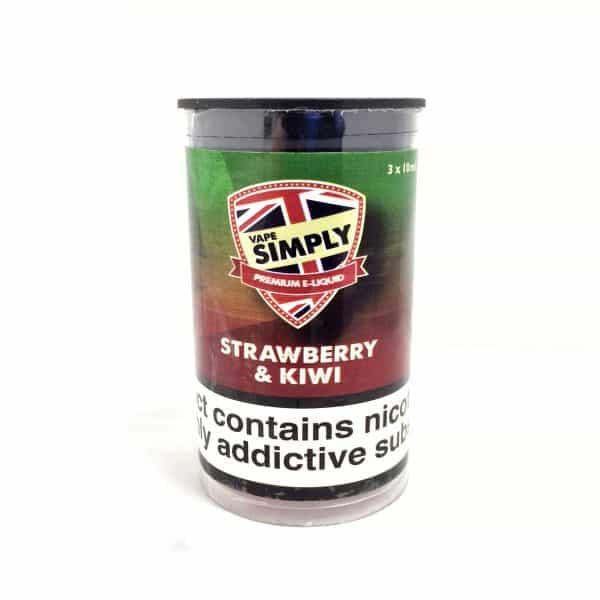 Strawberry & Kiwi – Simply Vapour
