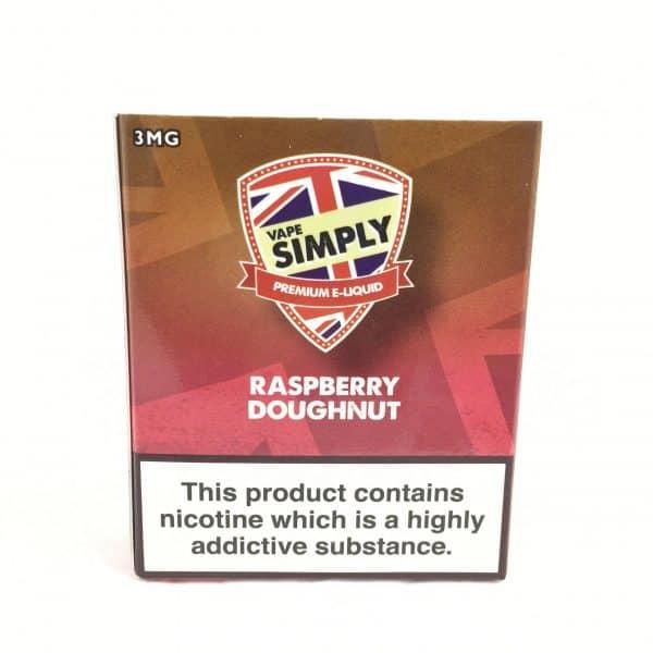 Raspberry Doughnut – Simply Vapour