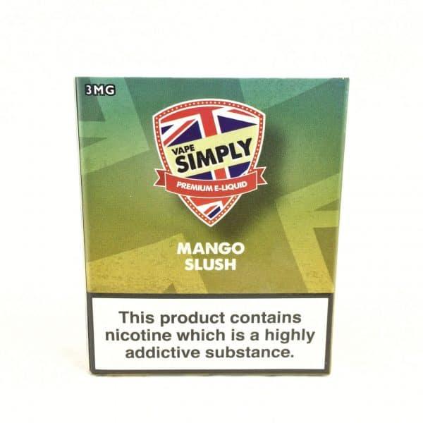 Mango Slush – Simply Vapour