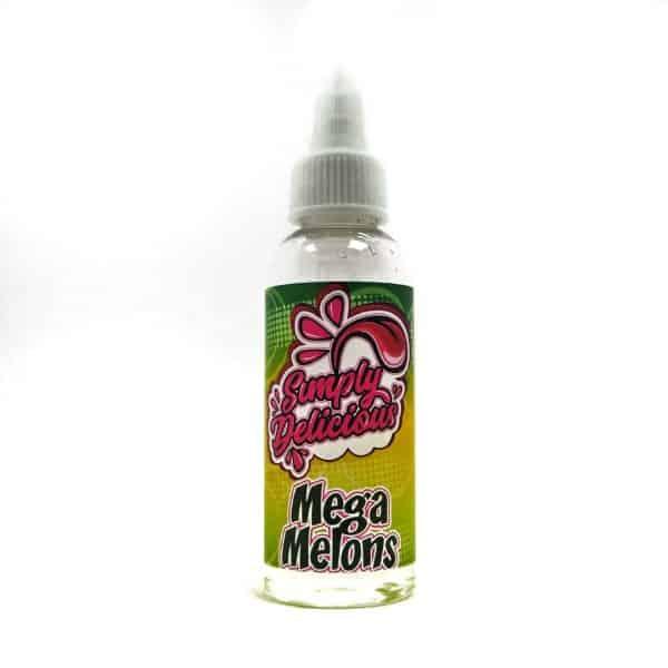 Mega Melons E-Liquid by Simply Delicious