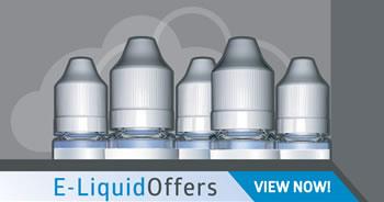 E-Liquids Banner