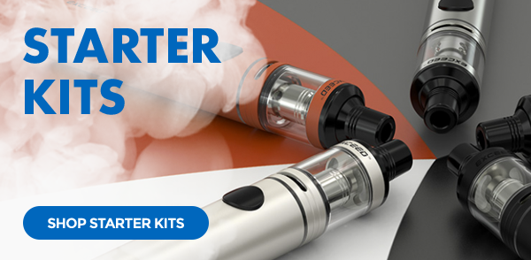 e-cigarette starter kit
