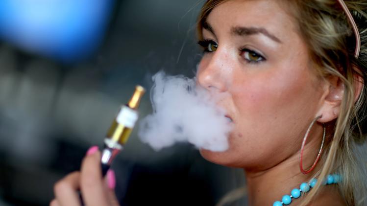 Electronic Cigarettes vs. smoking