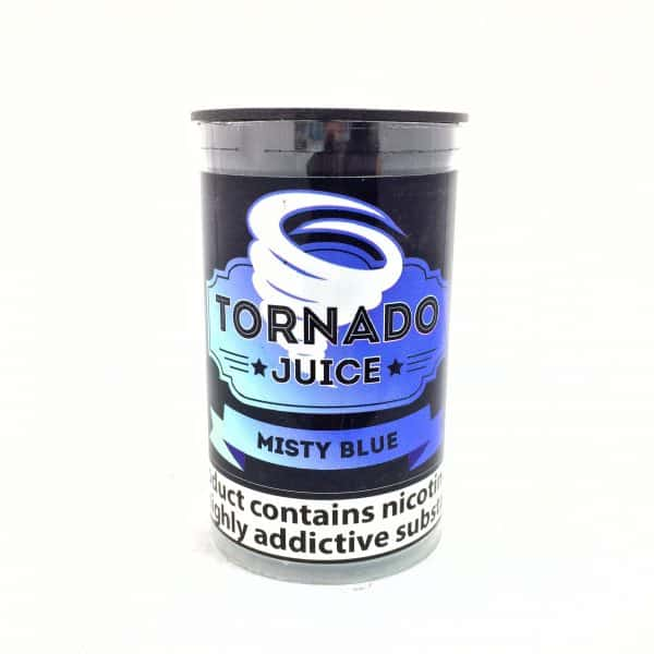 Misty Blue E-Liquid By Tornado Juice