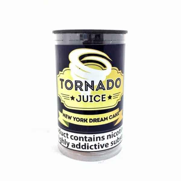 New York Dream Cake E-Liquid By Tornado Juice