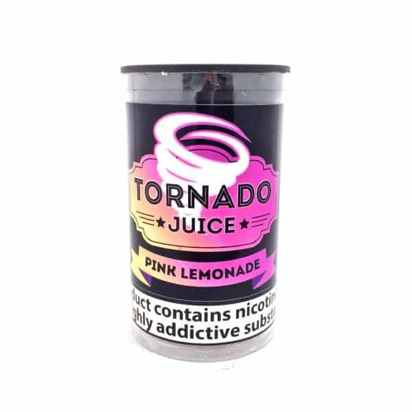 Pink Lemonade E-Liquid By Tornado Juice