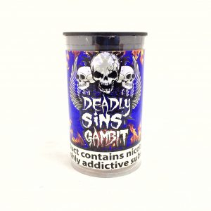 Gambit Deadly Sins E Liquid
