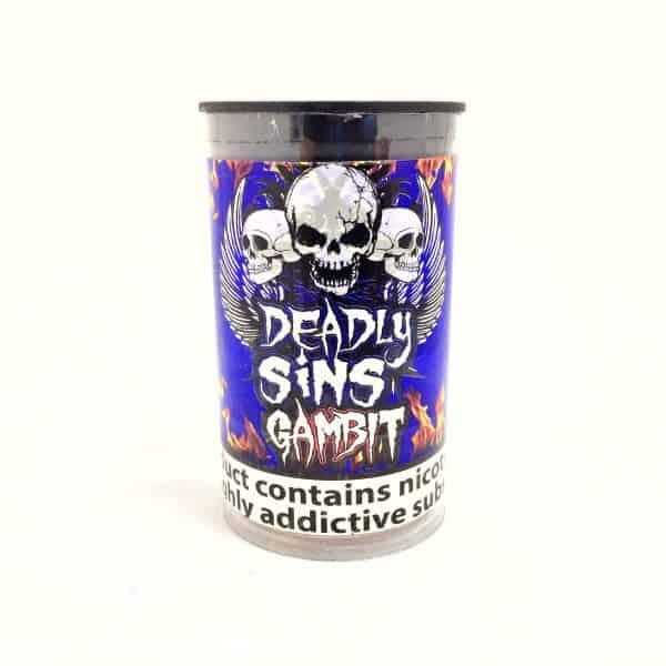 Gambit E-Liquid By Deadly Sins