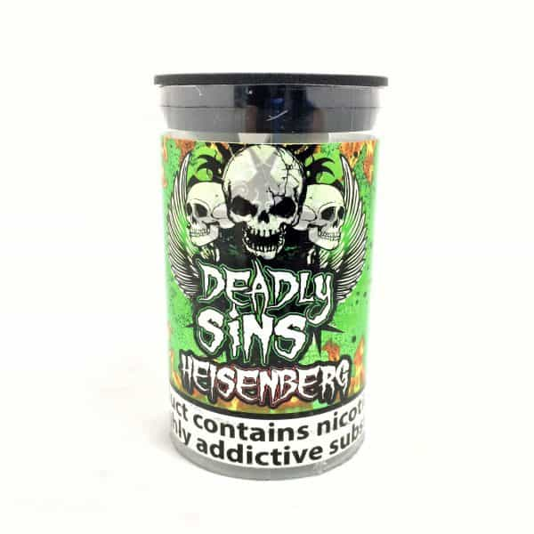 Heisenberg E-Liquid By Deadly Sins
