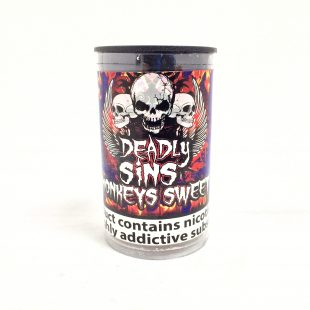 Monkey Sweet Deadly Sins E Liquid