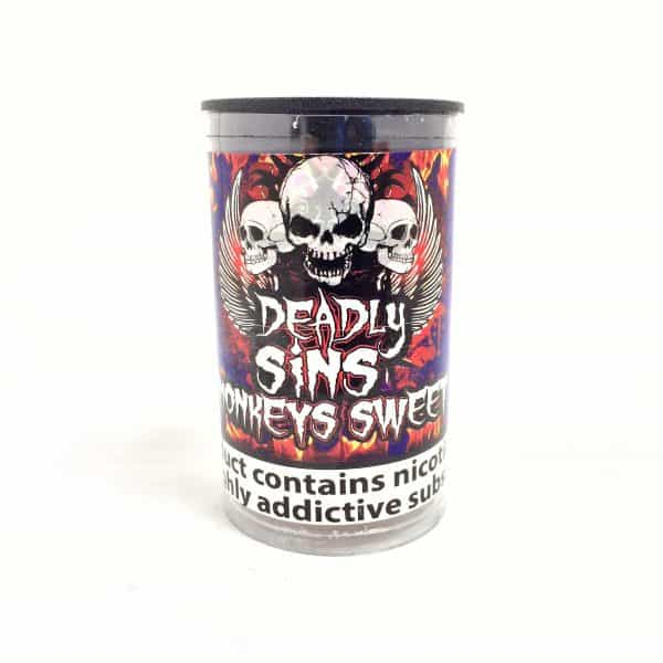 Monkey's Sweet E-Liquid By Deadly Sins