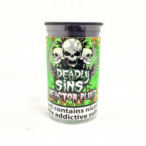 Reactor Fluid Deadly Sins E Liquid