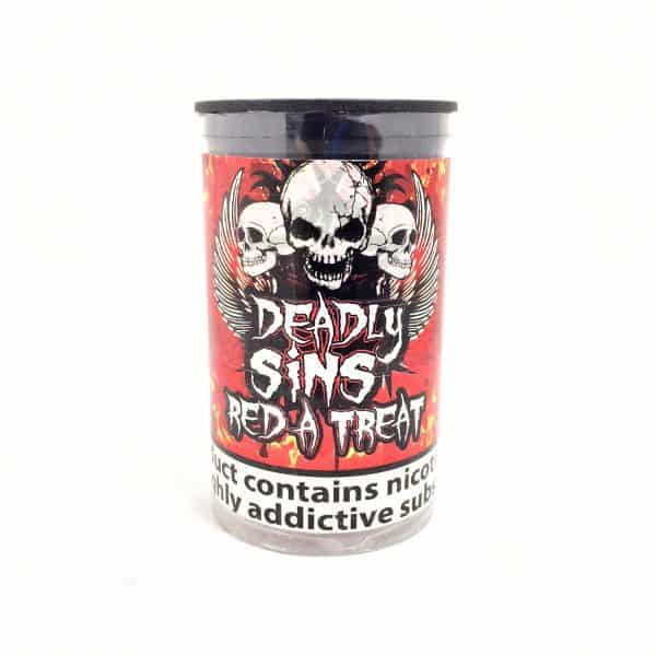 Red A Treat E-Liquid By Deadly Sins