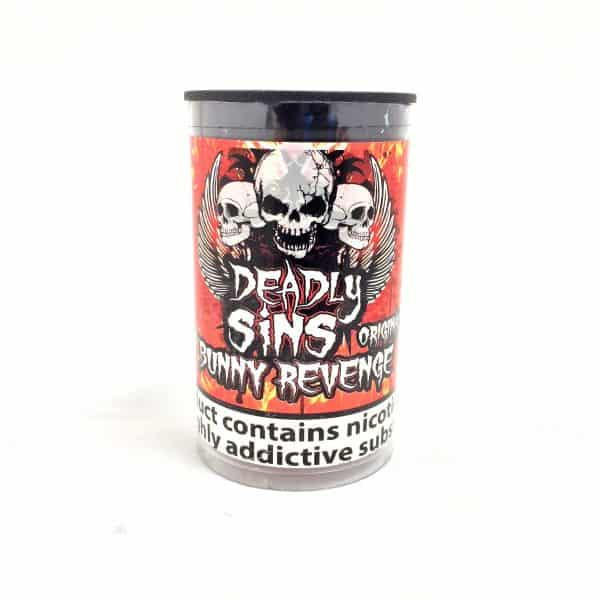 Bunny's Revenge E-Liquid By Deadly Sins