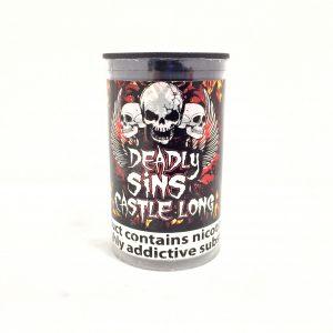 Castle Long Deadly Sins E Liquid