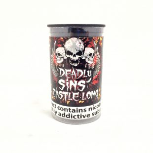 Castle Long Deadly Sins E Liquid
