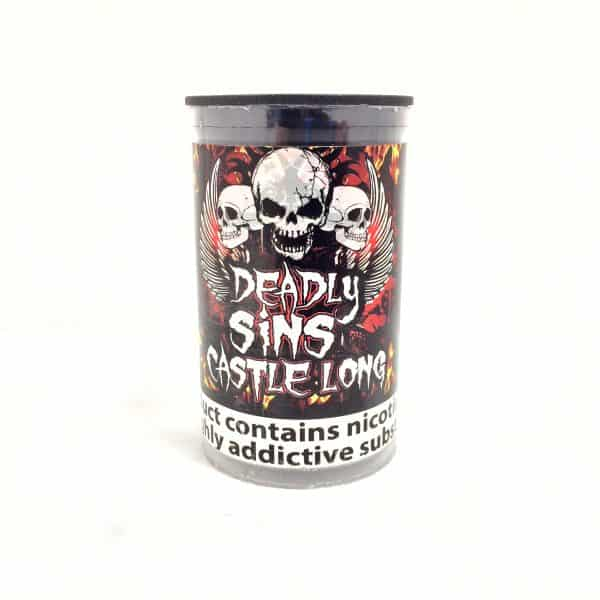 Castle Long E-Liquid By Deadly Sins