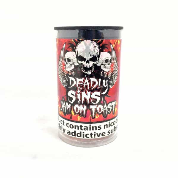 Jam On Toast E-Liquid By Deadly Sins (Copy)