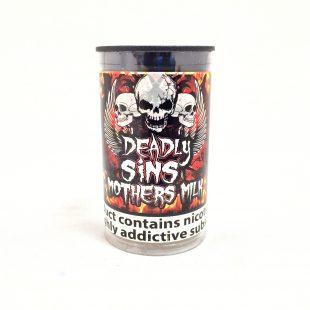 Mothers Milk Deadly Sins E Liquid