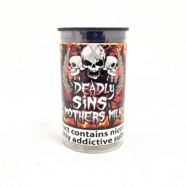 Mothers Milk E-Liquid By Deadly Sins
