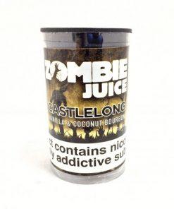 Castle Long E-Liquid By Zombie Juice