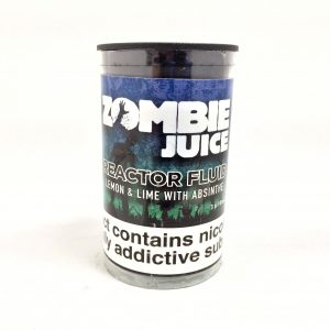 Reactor Fluid E-Liquid By Zombie Juice