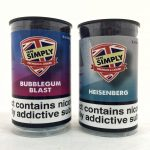 2 x Simply Vapour 50/50 E Liquid Offer
