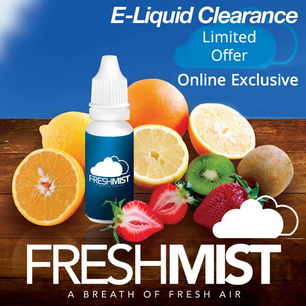 E Liquid Clearance Offers
