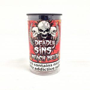 Peach Melba E-Liquid By Deadly Sins