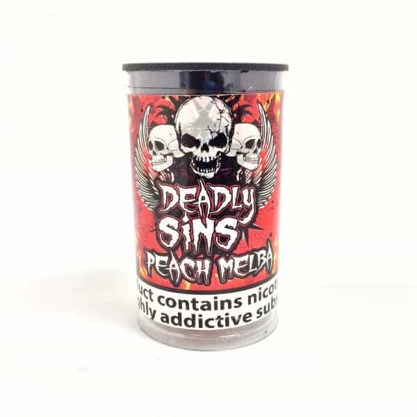 Peach Melba E-Liquid By Deadly Sins
