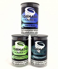 3 x Tornado Cloud E Liquid Juice Offer