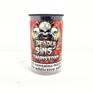 Brainstorm E-Liquid By Deadly Sins