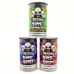 3 x Deadly Sins 50/50 Offer
