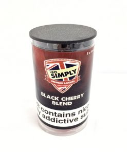 Black Cherry Blend - Simply Vapour E Liquid