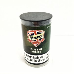 Butter Mints - Simply Vapour E Liquid