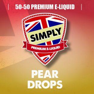 pear-drops