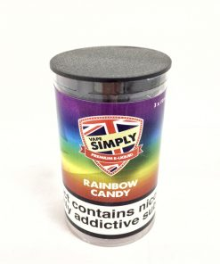 Rainbow Candy - Simply Vapour E Liquid